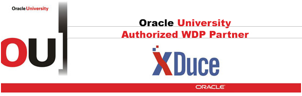 XDuce - Oracle University Authorized Partner